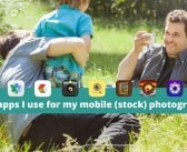 Top 8 apps I use for my mobile (stock) photography
