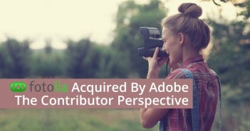 Fotolia Acquired By Adobe – The Contributor Perspective