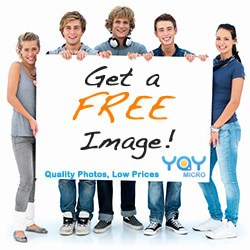 Get a Free Image and a 20% Discount on Stock Photos at YayMicro.com