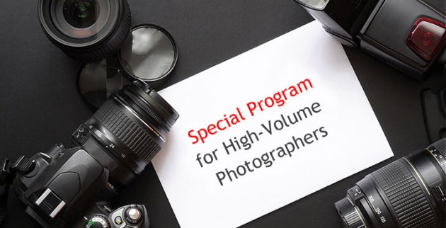 Depositphotos Special Program for high-volume photographers