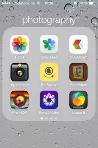 My 8 favorite photo apps