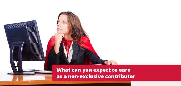 expect  to earn as non-exclusive