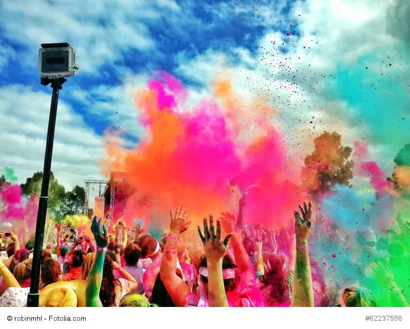Fotolia Instant Winner: Melbourne Coloration © Robin Michel / Fotolia