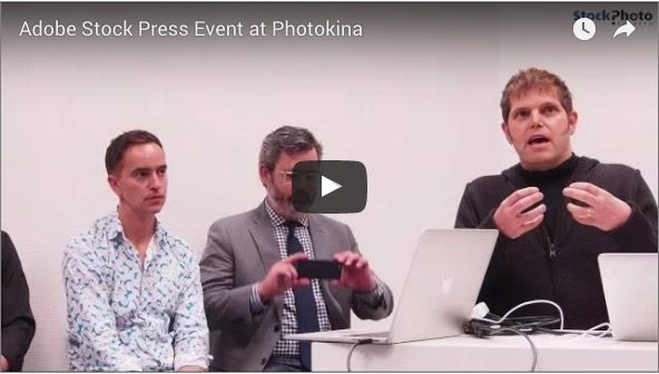 Adobe Conference at Photokina 2016: Learn All About Adobe Stock's New Contributor-Oriented Features